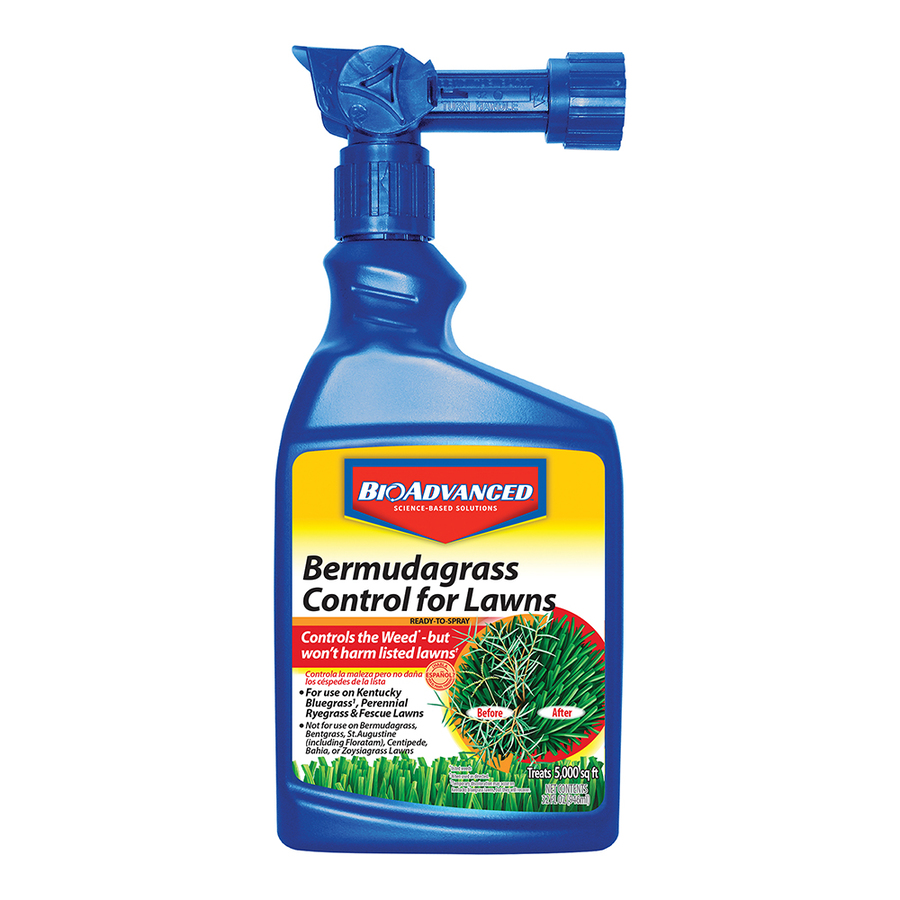 BAYER ADVANCED 32-oz Bermuda Grass Control for Lawns