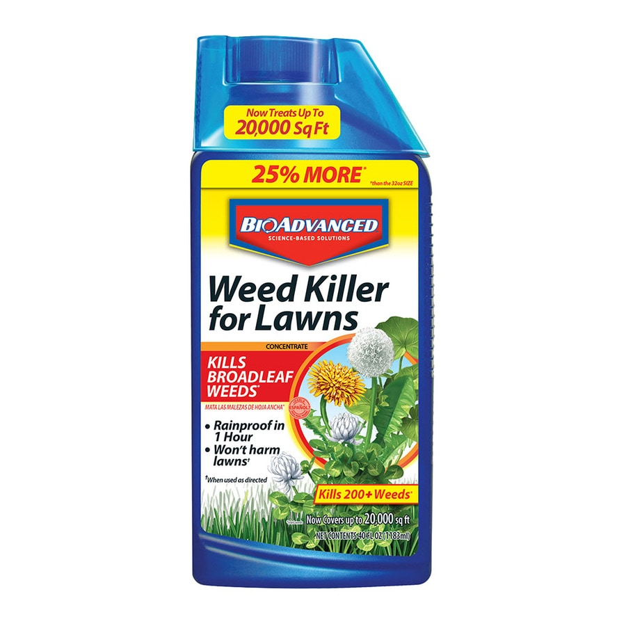 BAYER ADVANCED 32-oz Weed Killer for Lawns