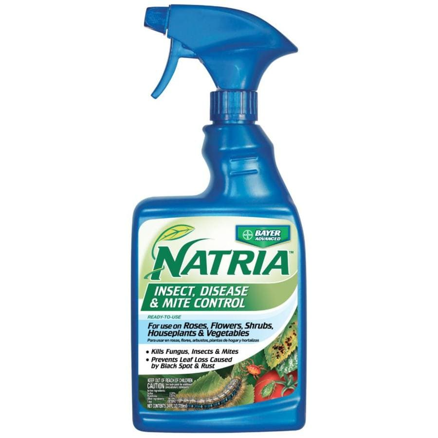 BAYER ADVANCED Natria 24-fl oz Liquid Trigger Spray Insecticide/Fungicide
