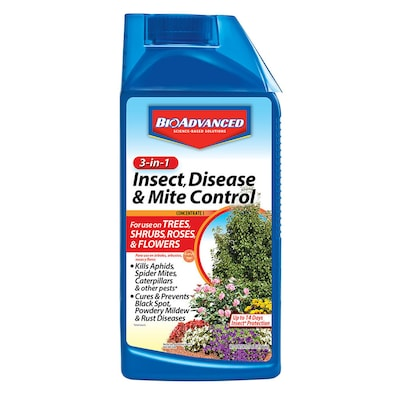Bayer Advanced 3 In 1 Insect Disease And Mite Control 32 Fl Oz
