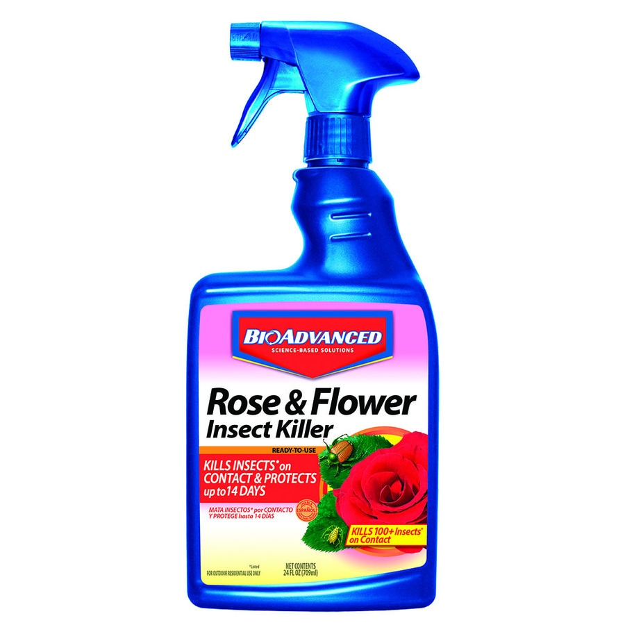 BAYER ADVANCED Rose and Flower Insect Killer 24-fl oz Insect Killer
