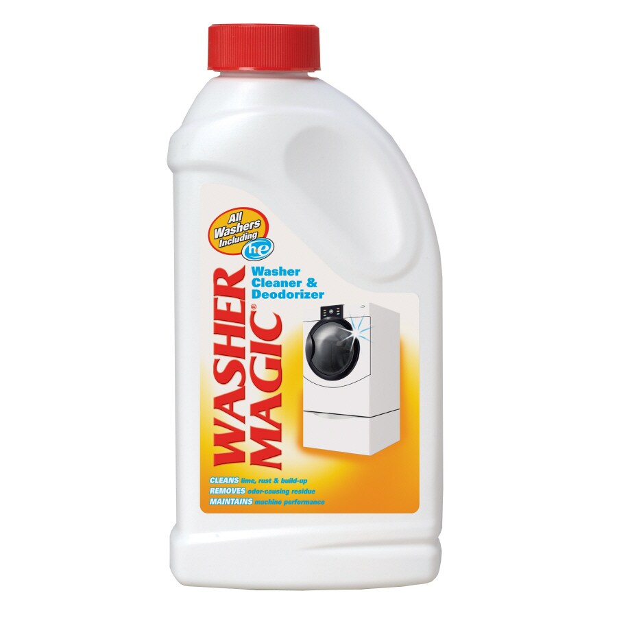 washing machine cleaner shop washer magic 24 oz washing machine cleaner at lowes 29277