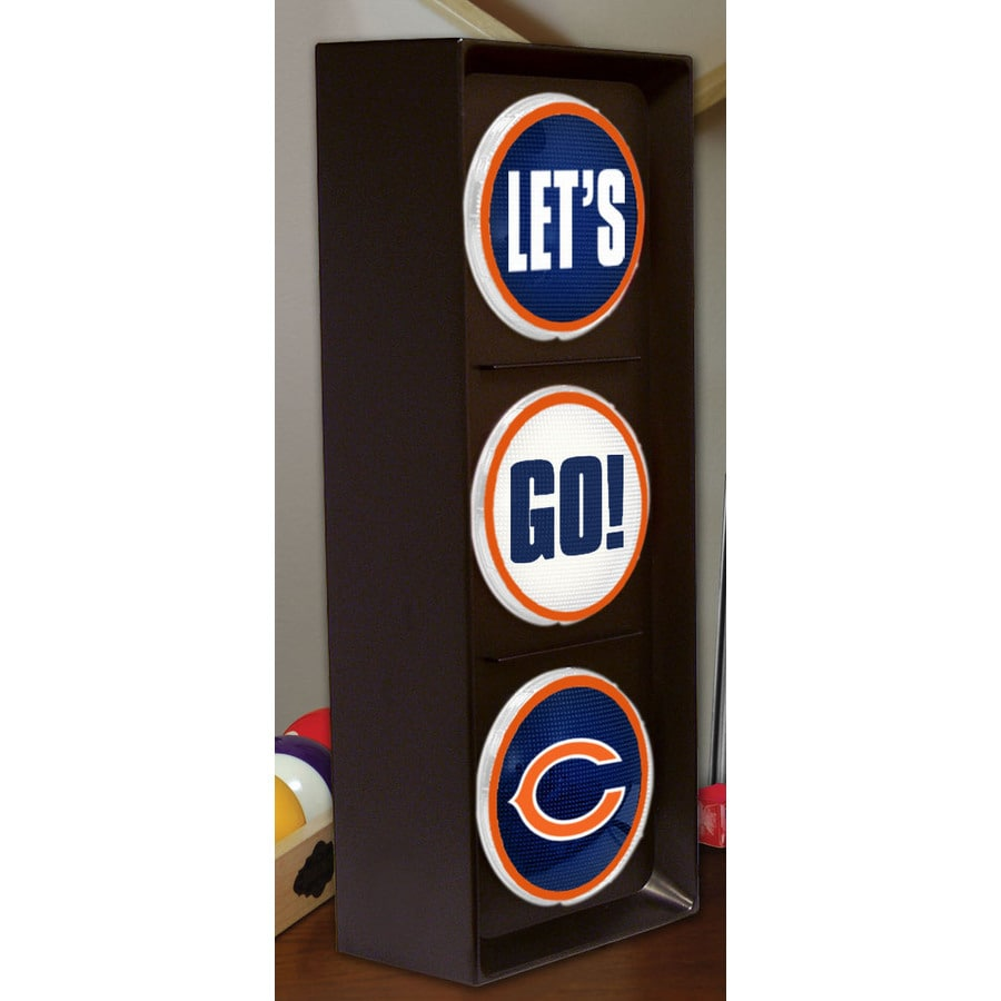 The Memory Company 16-in Sports Chicago Bears Light