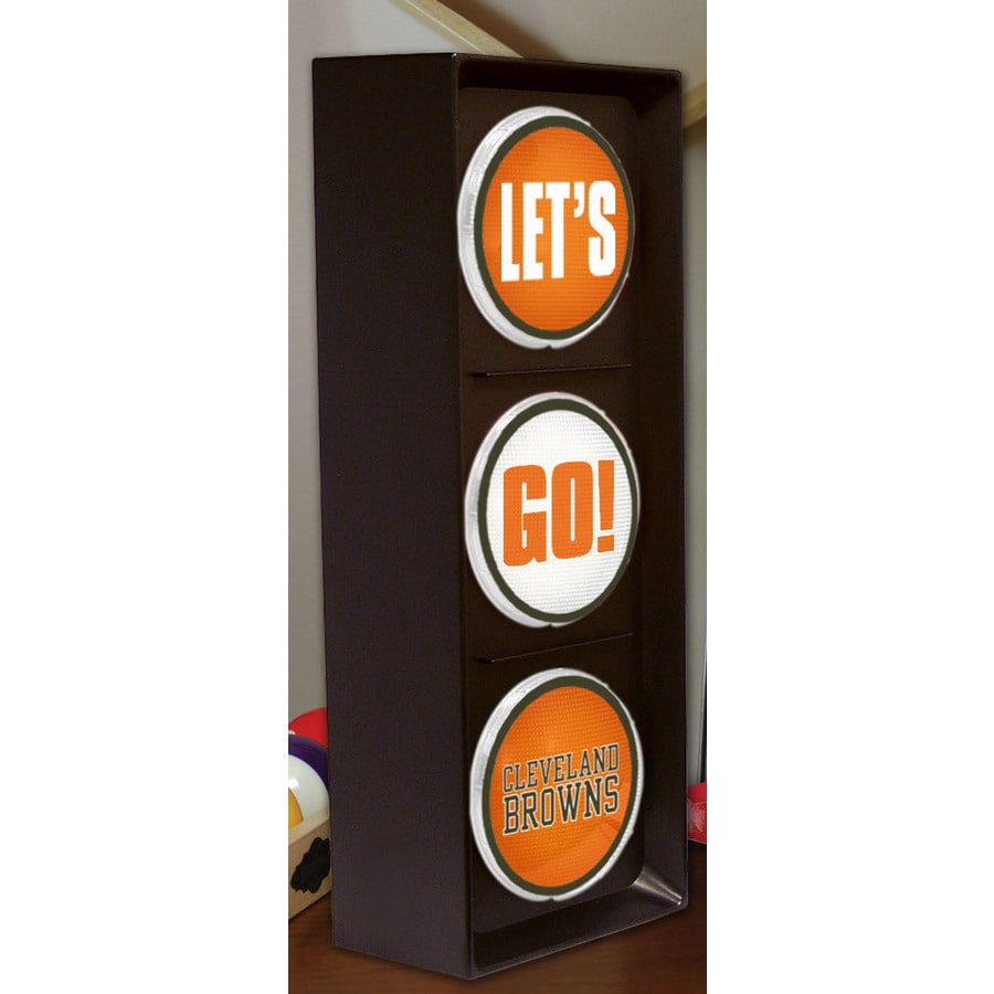 The Memory Company 16-in Sports Cleveland Browns Light