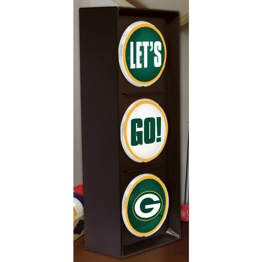 The Memory Company 16-in Sports Green Bay Packers Light