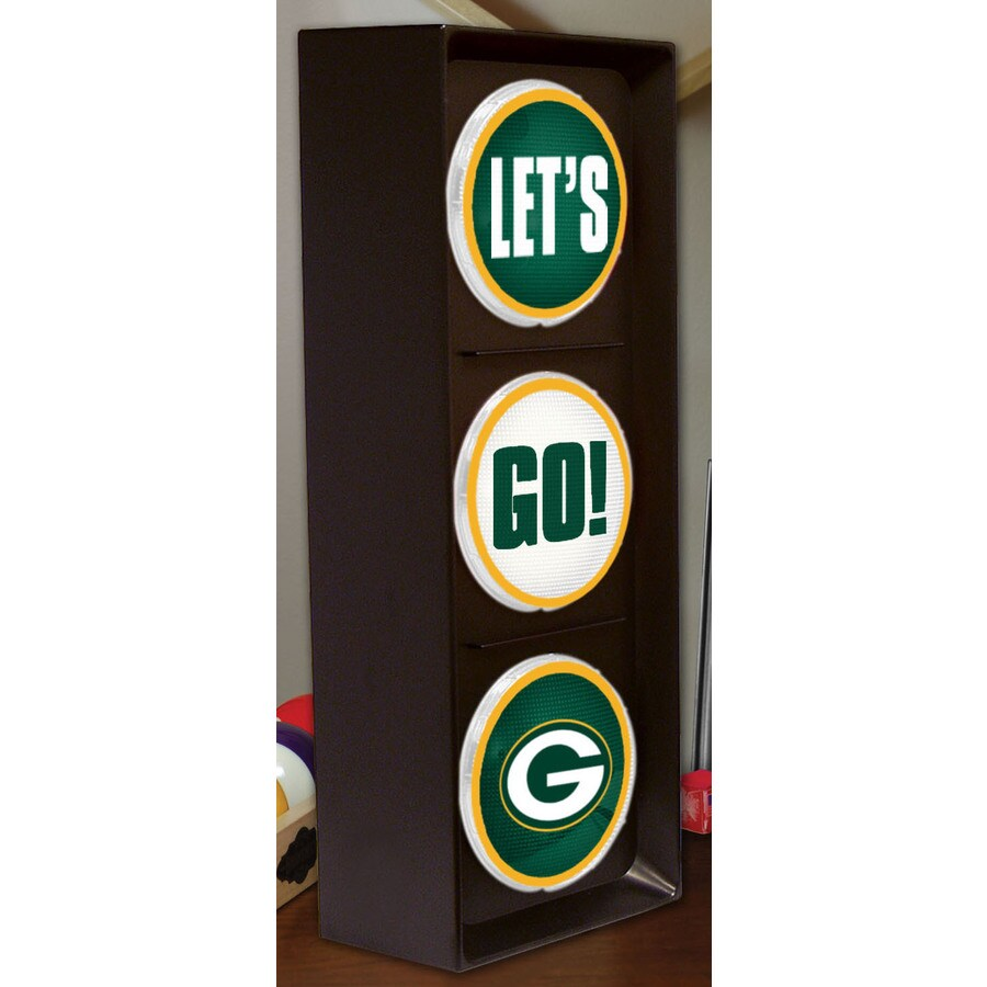 The Memory Company 16-in Green Bay Packers Light