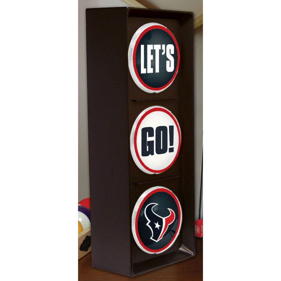 The Memory Company 16-in Sports Houston Texans Light