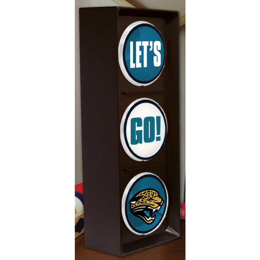 The Memory Company 16-in Sports Jacksonville Jaguars Light
