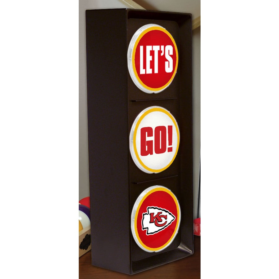 The Memory Company 16-in Sports Kansas City Chiefs Light