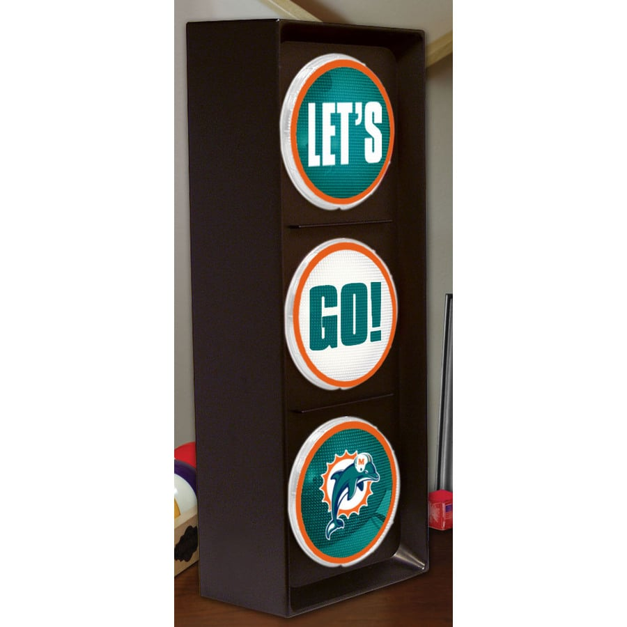 The Memory Company 16-in Sports Miami Dolphins Light
