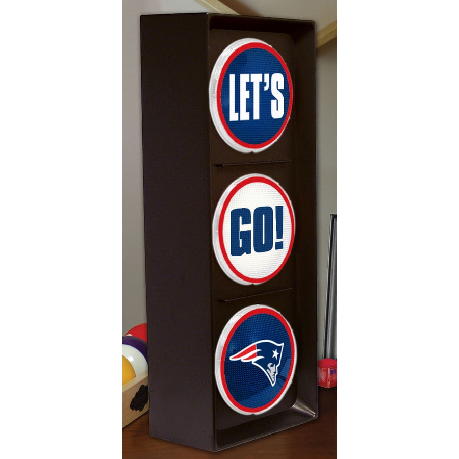 The Memory Company 16-in New England Patriots Light