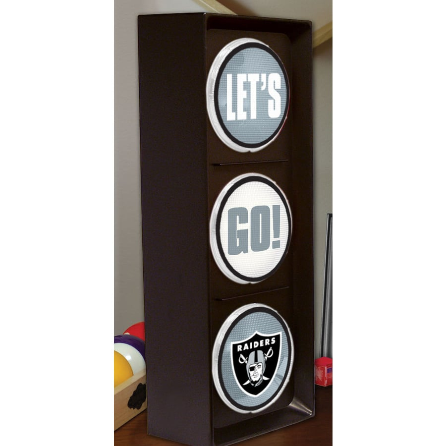 Shop The Memory Company 16 In Sports Oakland Raiders Light