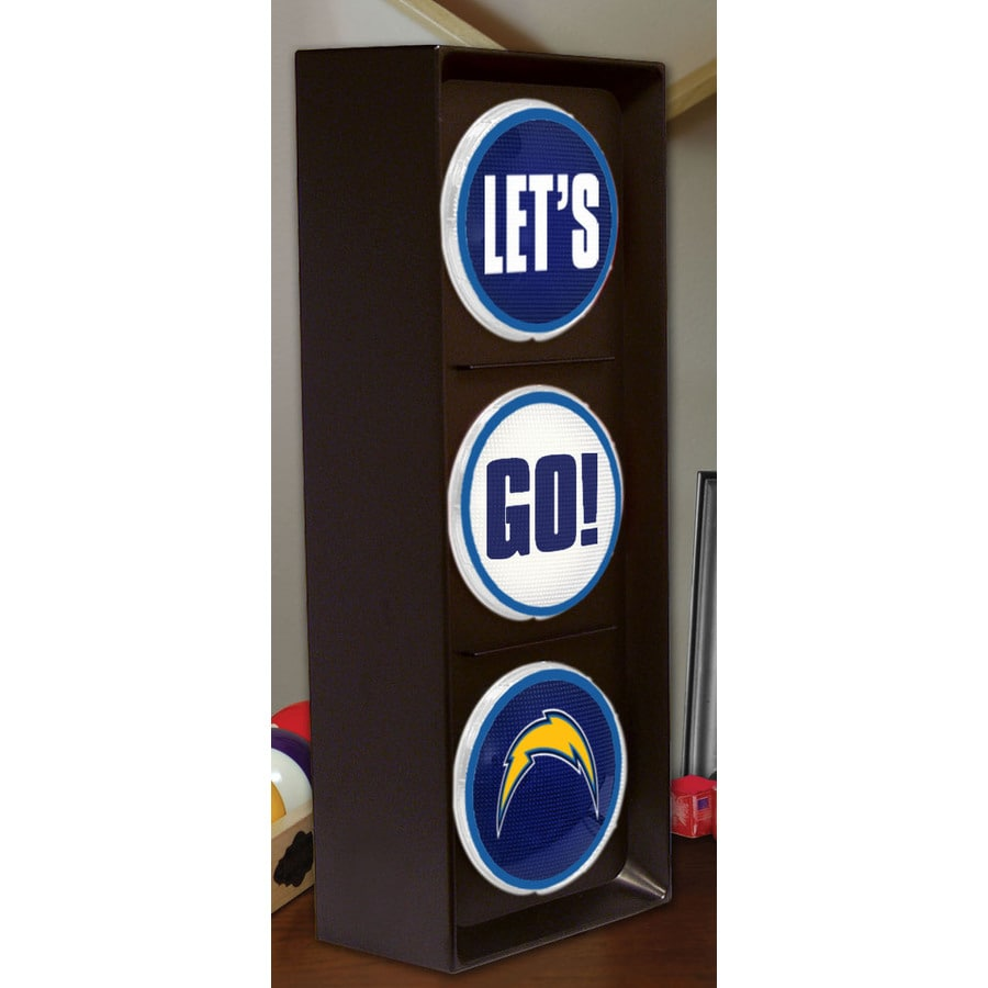 The Memory Company 16-in Sports San Diego Chargers Light