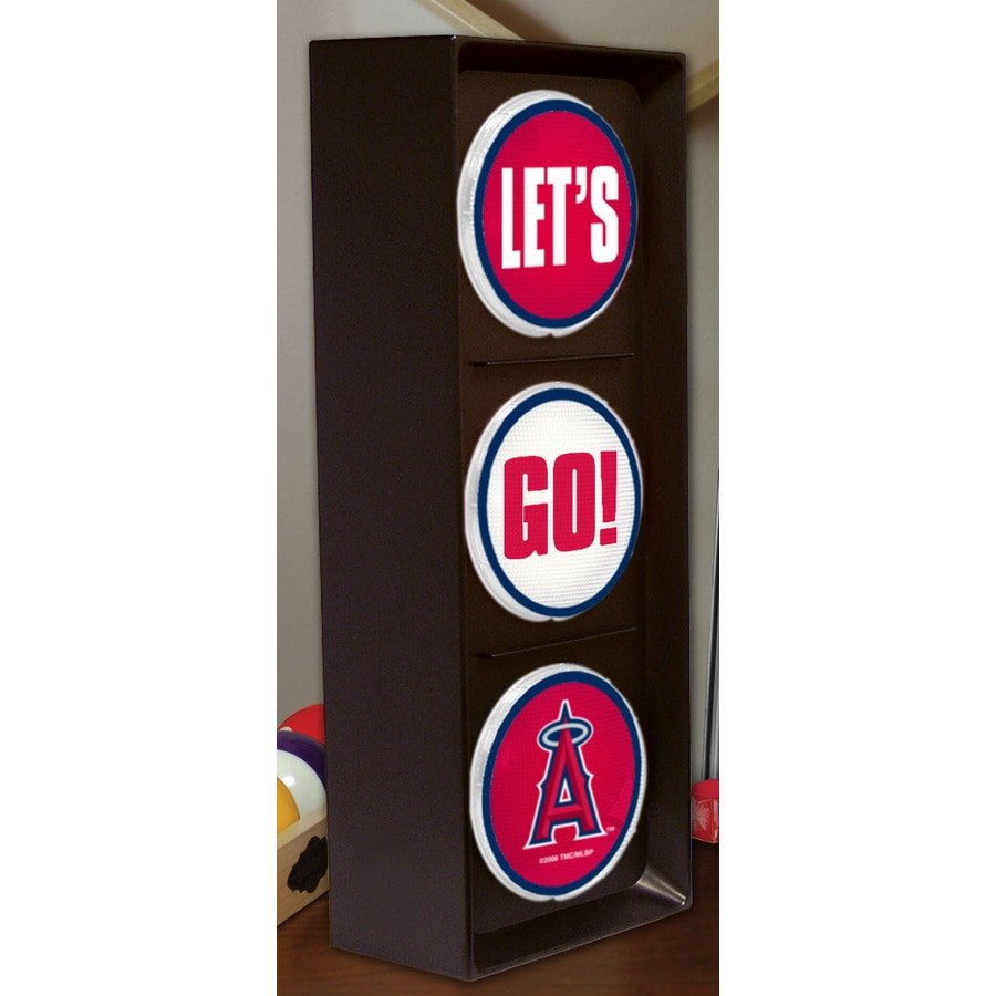 The Memory Company 16-in Sports Los Angeles Angels Light