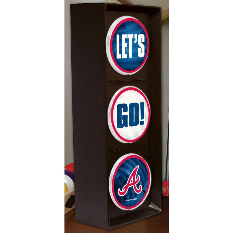 The Memory Company 16-in Sports Atlanta Braves Light