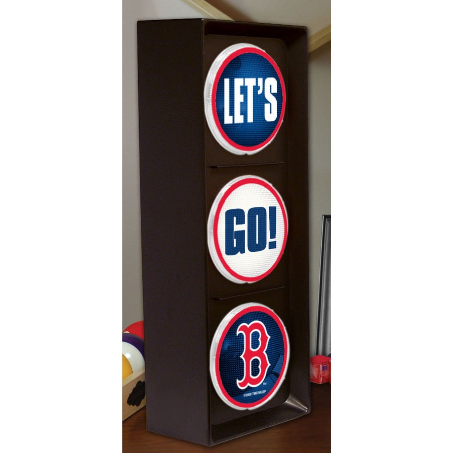 The Memory Company 16-in Sports Boston Red Sox Light