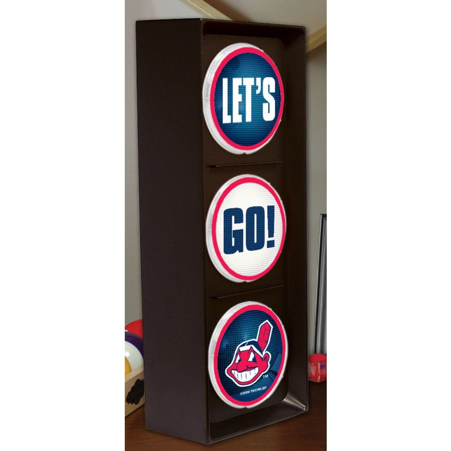 The Memory Company 16-in Cleveland Indians Light