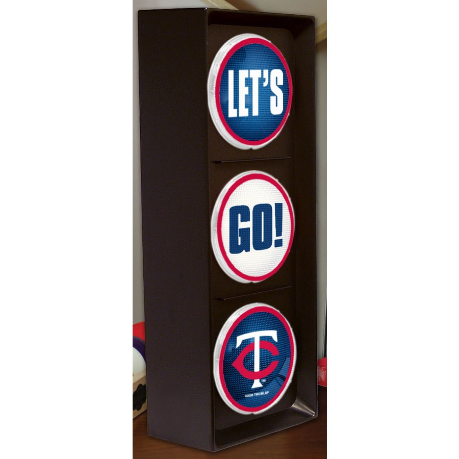 The Memory Company 16-in Minnesota Twins Light