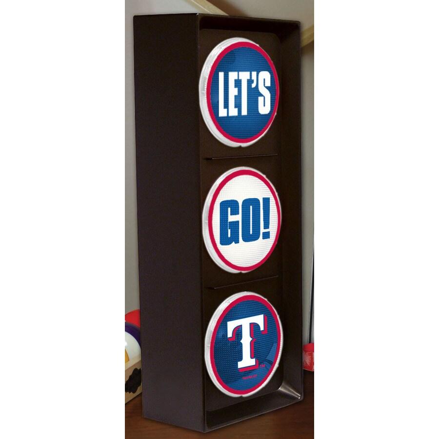 The Memory Company 16-in Sports Texas Rangers Light