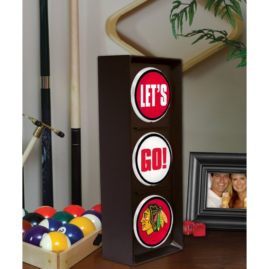 The Memory Company 16-in Chicago Blackhawks Light