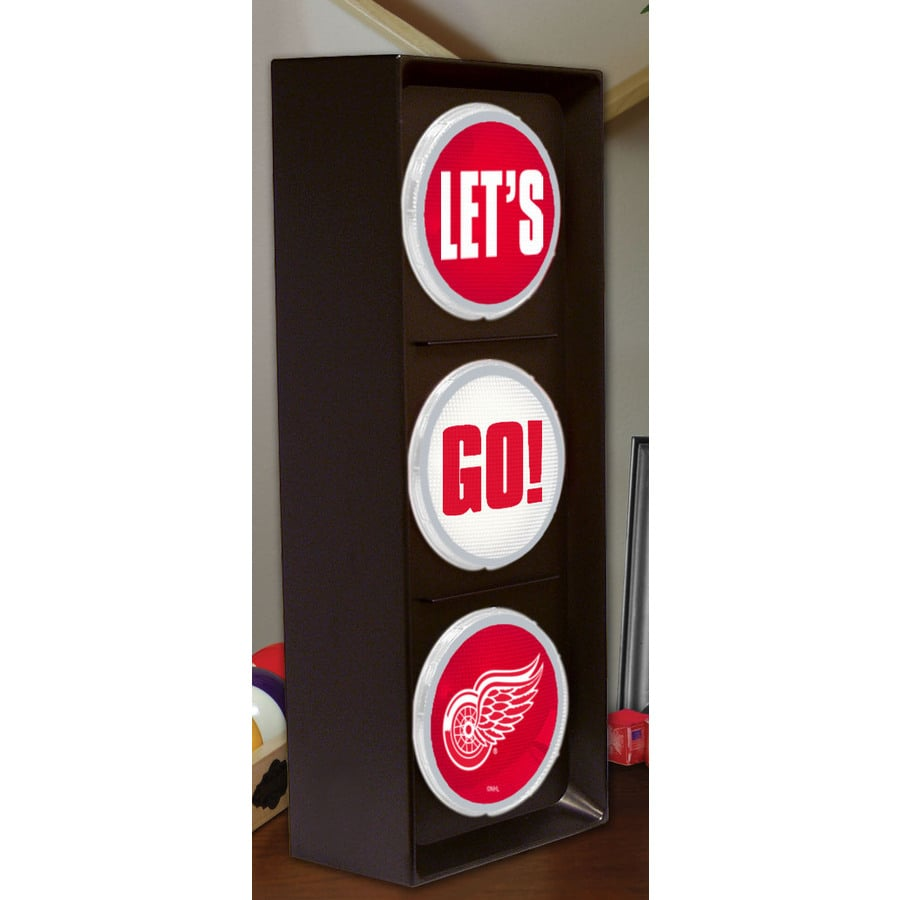 The Memory Company 16-in Sports Detroit Red Wings Light