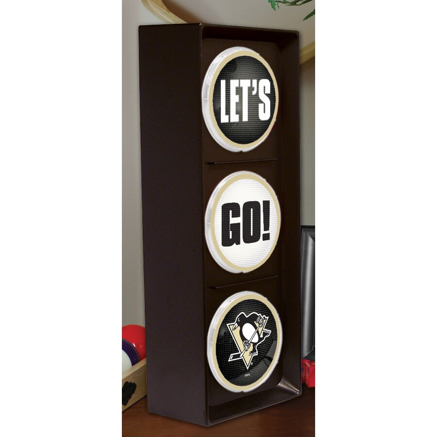 The Memory Company 16-in Sports Pittsburgh Penguins Light