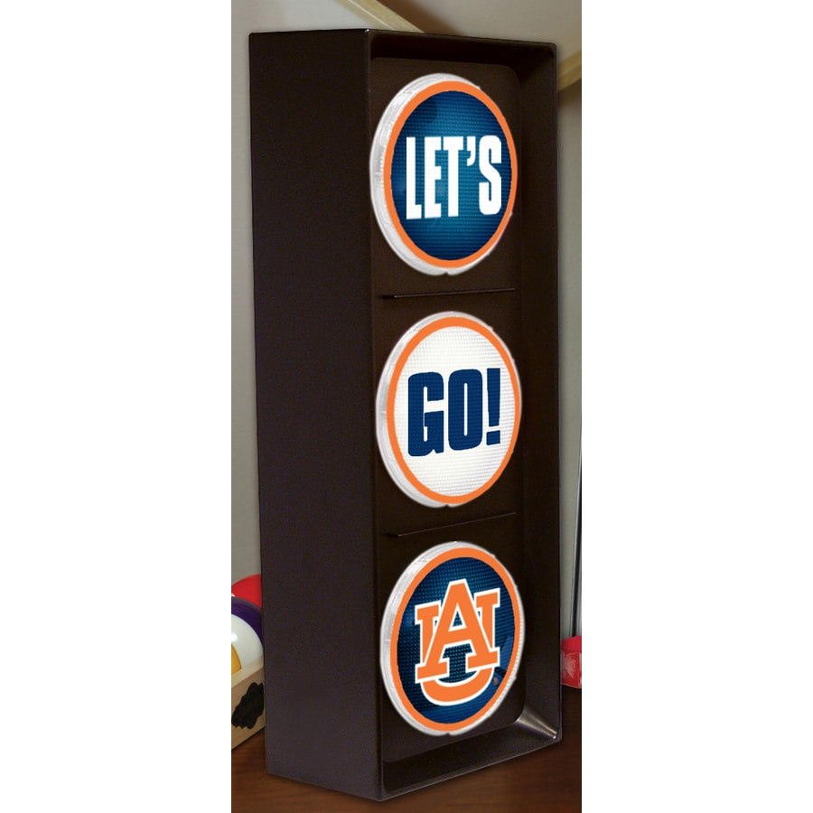 The Memory Company 16-in Sports Auburn Tigers Light