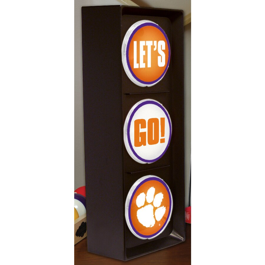 The Memory Company 16-in Sports Clemson Tigers Light