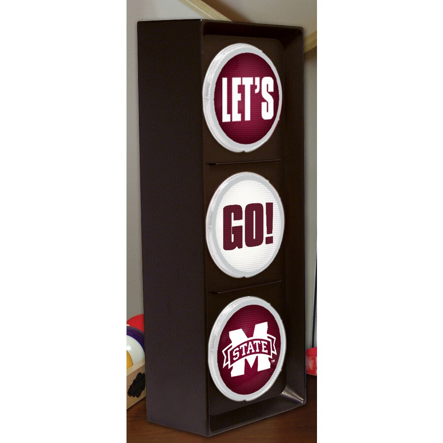 The Memory Company 16-in Sports Mississippi State Bulldogs Light