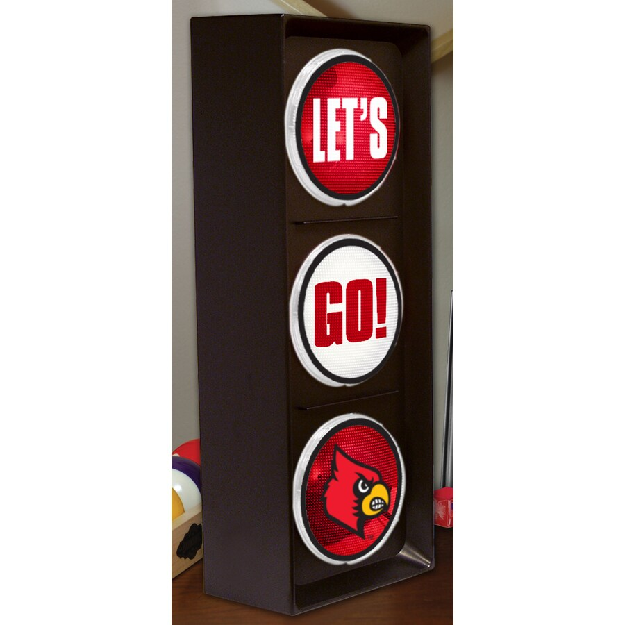 The Memory Company 16-in Sports Louisville Cardinals Light