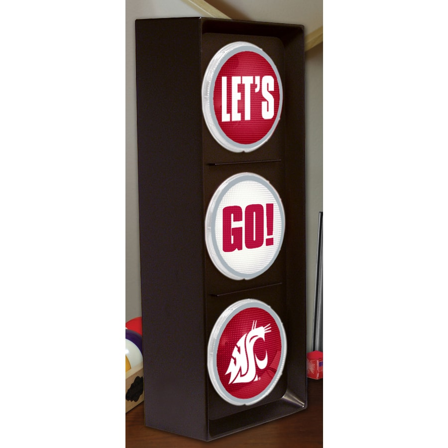 The Memory Company 16-in Sports Washington State Cougars Light