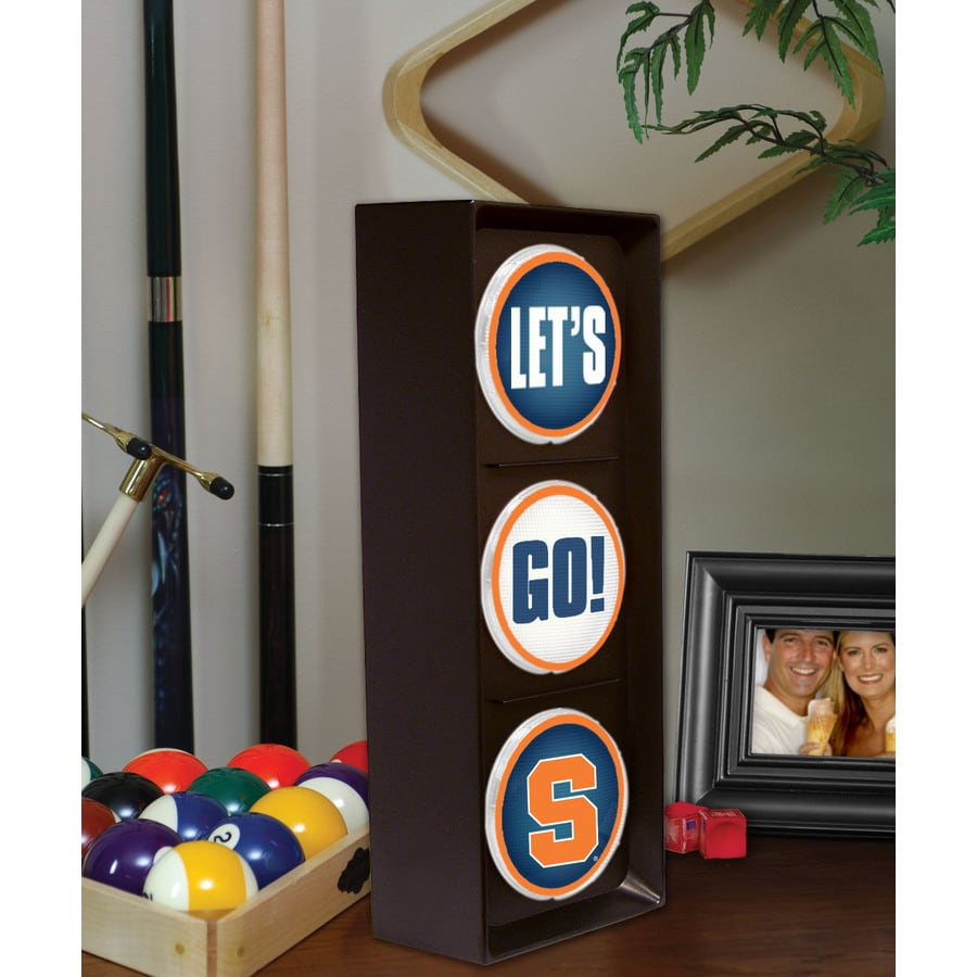 The Memory Company 16-in Sports Syracuse Orange Light
