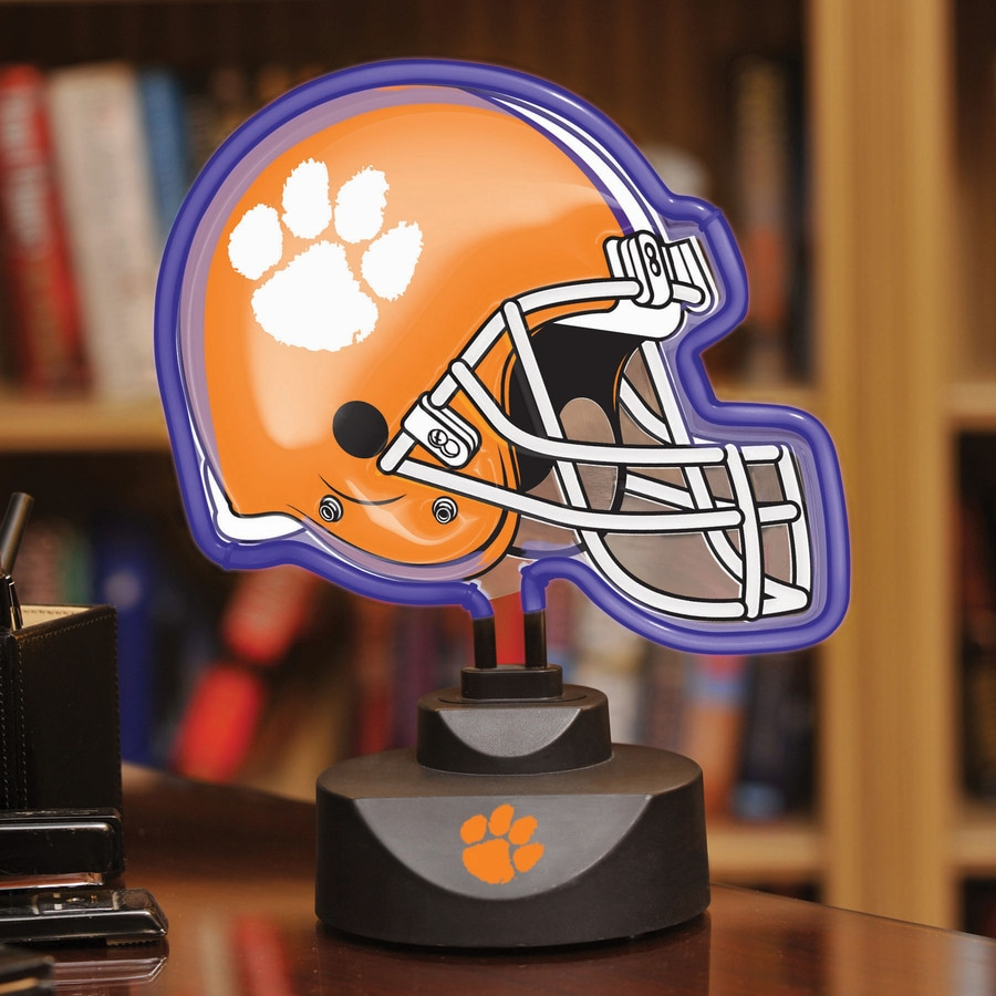 The Memory Company 12-in Sports Clemson Tigers Light
