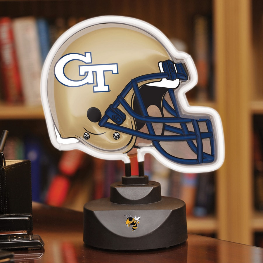 The Memory Company 12-in Sports Georgia Tech Yellow Jackets Light