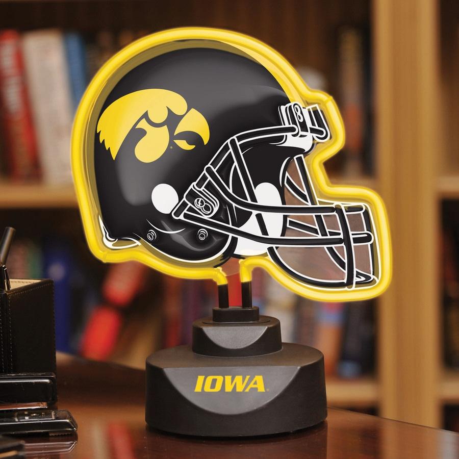 The Memory Company 12-in Sports Iowa Hawkeyes Light