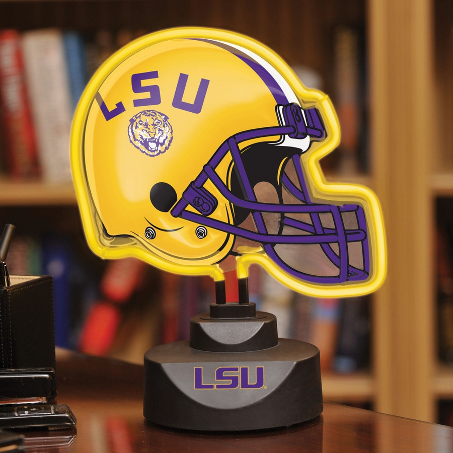 The Memory Company 12-in Sports Lsu Tigers Light