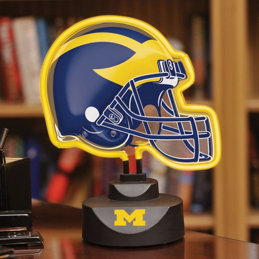The Memory Company 12-in Sports Michigan Wolverines Light