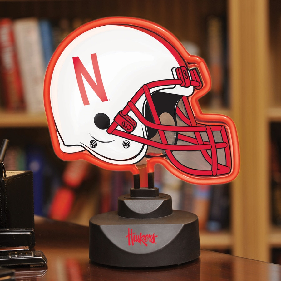 The Memory Company 12-in Sports Nebraska Cornhuskers Light