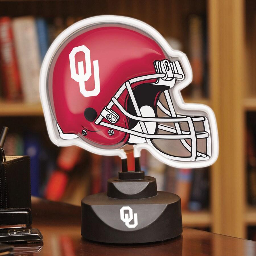 The Memory Company 12-in Sports Oklahoma Sooners Light