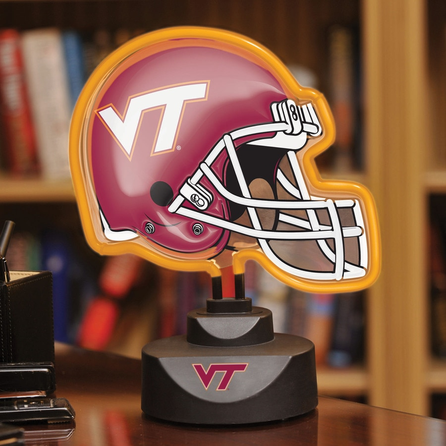 The Memory Company 12-in Sports Virginia Tech Hokies Light