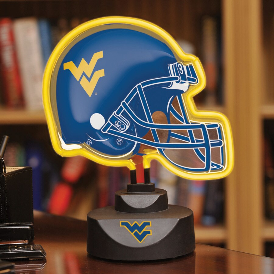 The Memory Company 12-in Sports West Virginia Mountaineers Light