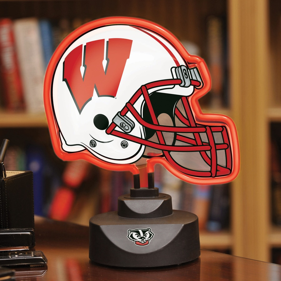The Memory Company 12-in Sports Wisconsin Badgers Light