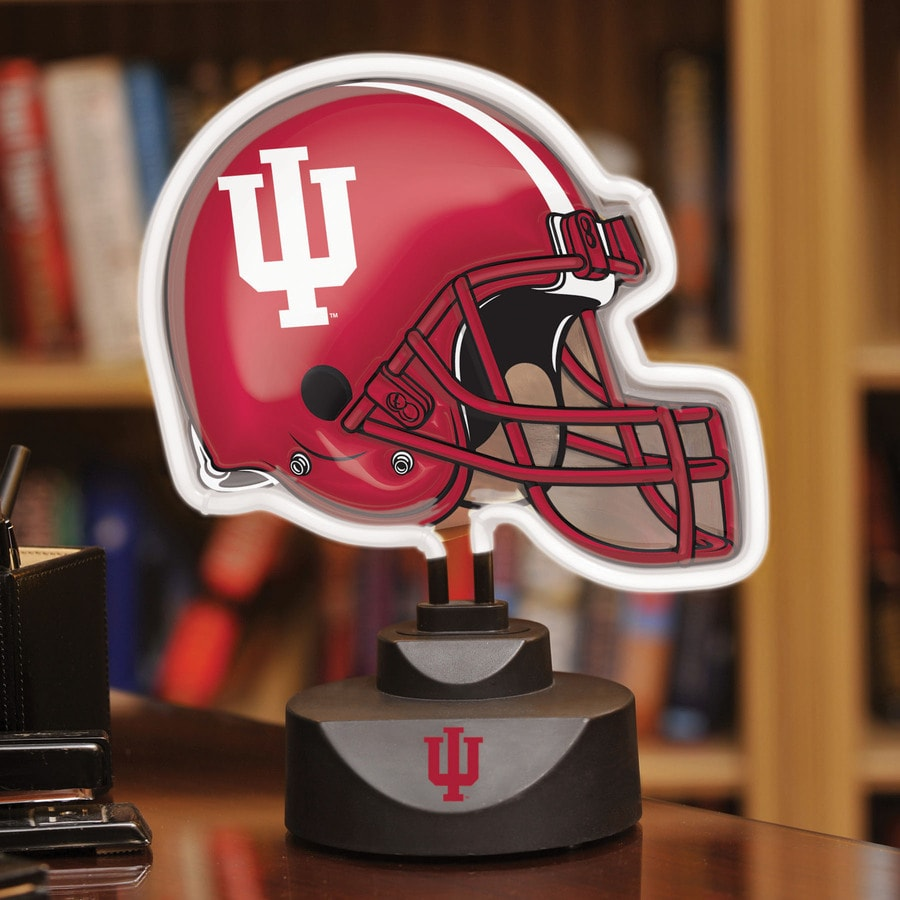 The Memory Company 12-in Sports Indiana Hoosiers Light