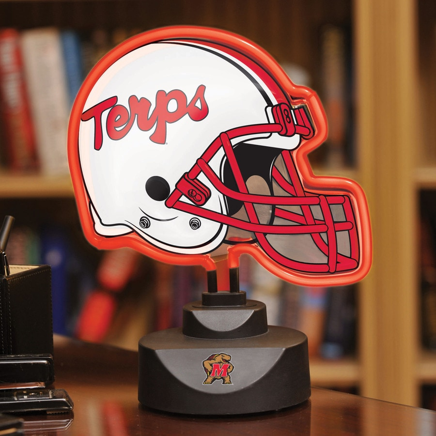 The Memory Company 12-in Sports Maryland Terrapins Light