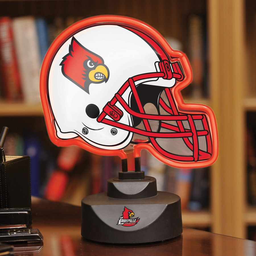 The Memory Company 12-in Sports Louisville Cardinals Light