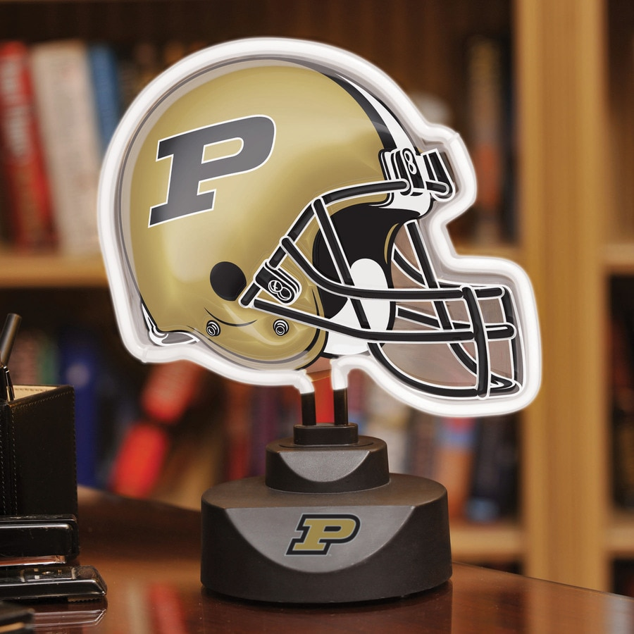 The Memory Company 12-in Sports Purdue Boilermakers Light