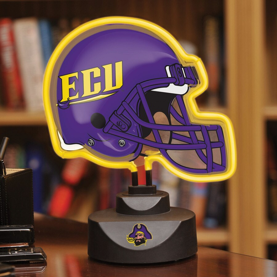 The Memory Company 12-in Sports East Carolina Pirates Light