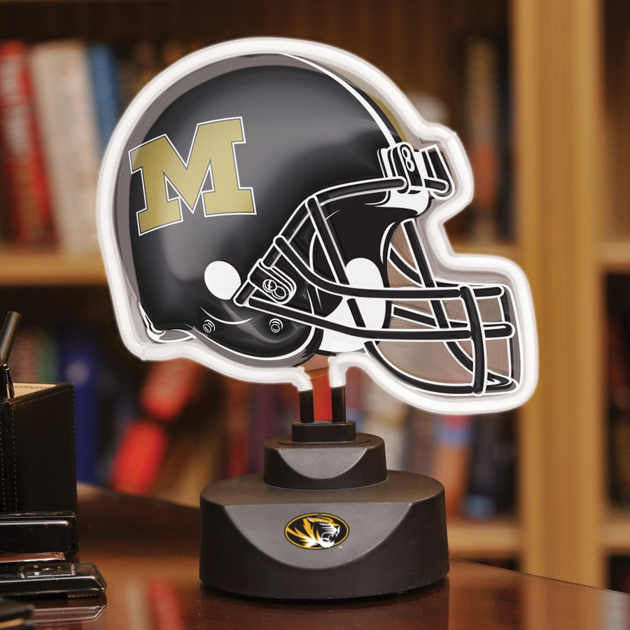 The Memory Company 12-in Sports Missouri Tigers Light
