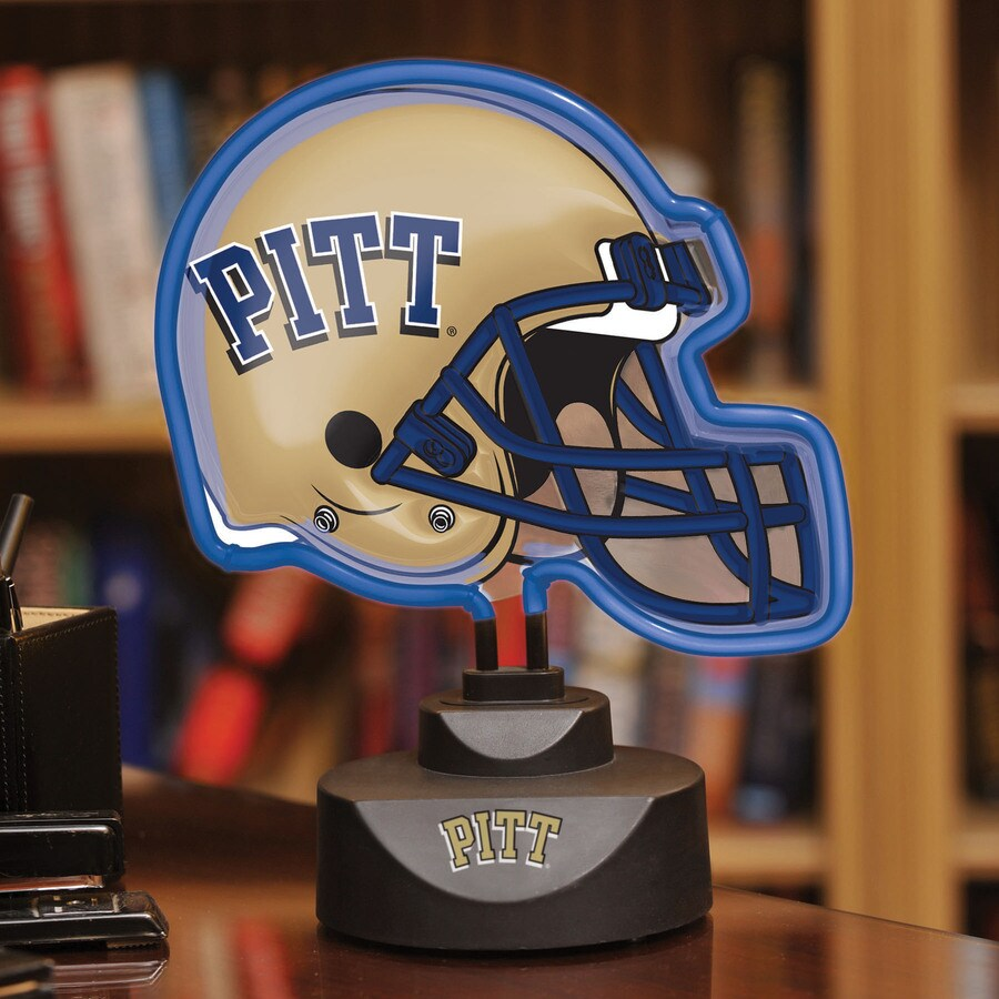 The Memory Company 12-in Sports Pittsburgh Panthers Light