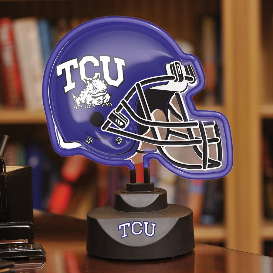 The Memory Company 12-in Sports Tcu Horned Frogs Light